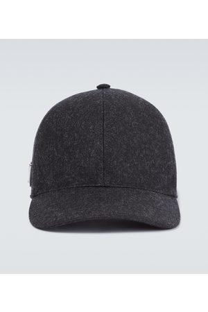 Prada Loden baseball cap