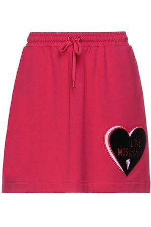 Love Moschino SKIRTS - Mini skirts