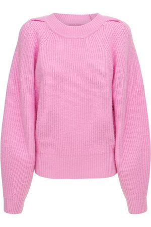 Isabel Marant Women Jumpers - Billie Wool Blend Knit Sweater