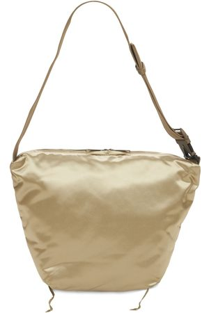 Bottega Veneta Men Belts - Nylon Satin Belt Bag