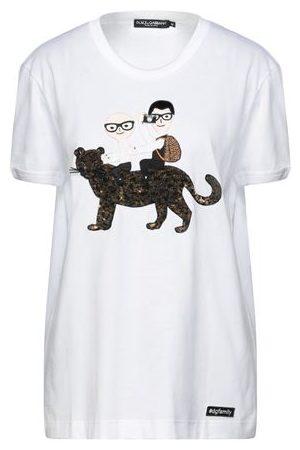 Dolce & Gabbana Women Short Sleeve - TOPWEAR - T-shirts