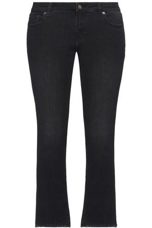 sun68 Women Trousers - DENIM - Denim trousers