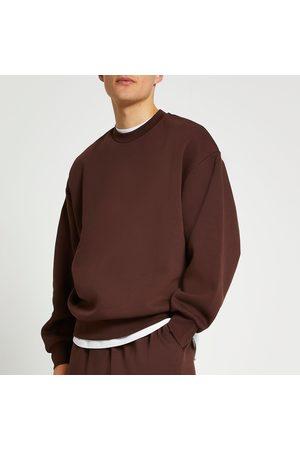 river island Men Sweatshirts - Mens oversized sweatshirt