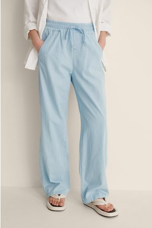 Trendyol Casual Stretch Jeans - Blue