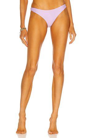 Jade Swim Most Wanted Bikini Bottom in Lilac
