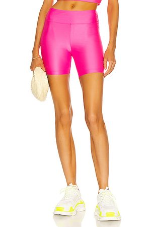 Koral Slalom High Rise Energy Short in Sugar Plum