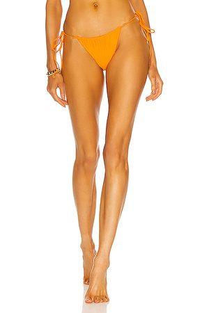 Jade Swim Lana Bikini Bottom in Nectar