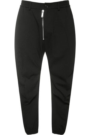 Dsquared2 Men Trousers - Ceresio 9 Stretch Wool Combat Pants