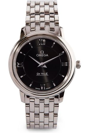 Omega Stainless Steel De Ville Prestige Watch 27mm