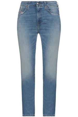 Diesel Women Trousers - DENIM - Denim trousers