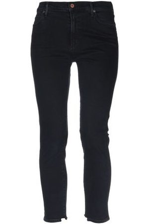 CITIZENS OF HUMANITY Women Trousers - DENIM - Denim trousers