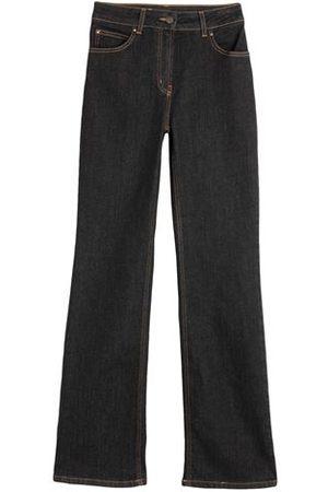CLIPS Women Trousers - DENIM - Denim trousers