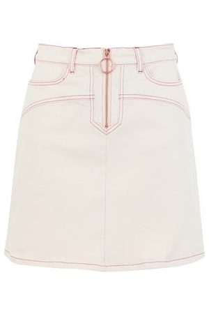 SEE BY CHLOÉ DENIM - Denim skirts