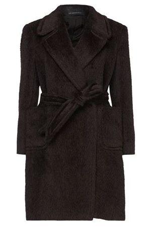TAGLIATORE Women Coats - COATS & JACKETS - Teddy coat
