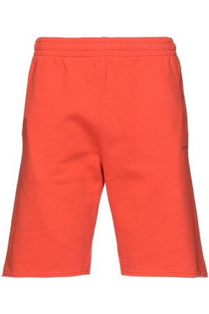 OFF-WHITE Men Bermudas - TROUSERS - Bermuda shorts
