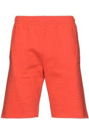 OFF-WHITE Men Bermudas - TROUSERS - Bermuda shorts