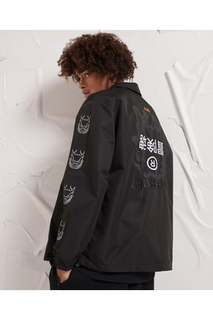 Superdry Unisex Energy Opposition Coach Jacket