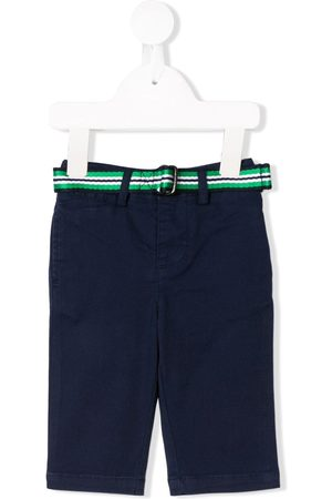 Ralph Lauren Trousers - Belted chinos