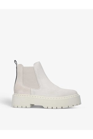 Steve Madden Women Chelsea Boots - Veerly leather Chelsea boots