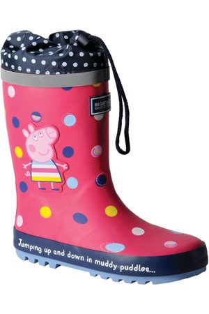 Regatta Girls Peppa Pig Splash Welly