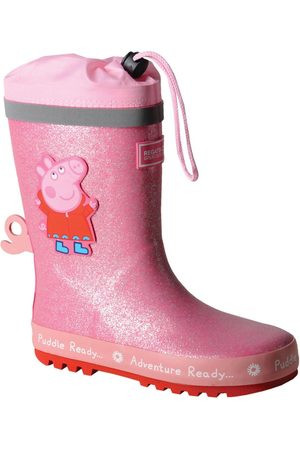 Regatta Girls Peppa Pig Puddle Welly