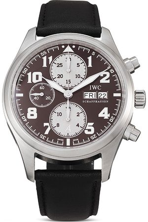 IWC SCHAFFHAUSEN Watches - 2009 pre-owned Pilot's Watch Chronograph Antoine de Saint Exupery 1630 Limited 42mm
