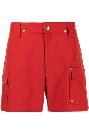 Phipps Workwear cotton canvas shorts