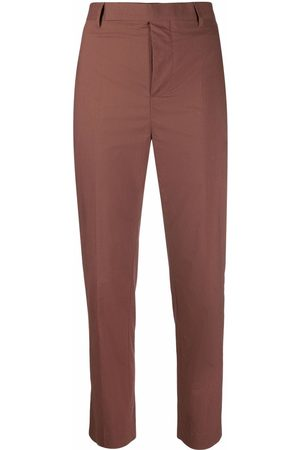Rick Owens Cropped slim-fit trousers