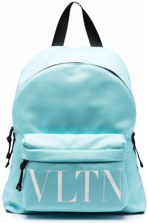 VALENTINO GARAVANI Logo-tape detail backpack