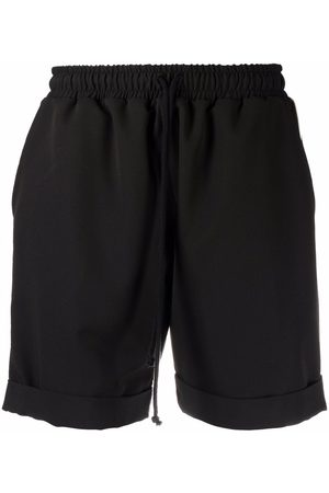 Alchemy Piped trim running shorts