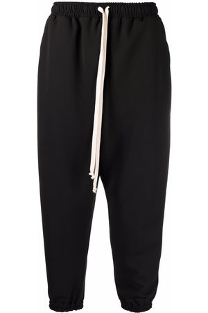 Alchemy Trousers - Cropped track pants