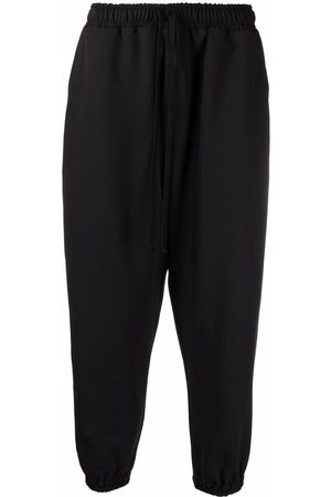 Alchemy Cropped tapered trousers