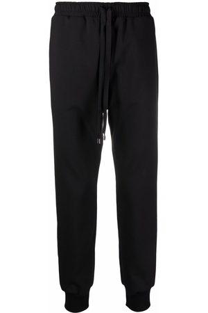 Alchemy Skinny Trousers - Drawstring slim-fit track pants