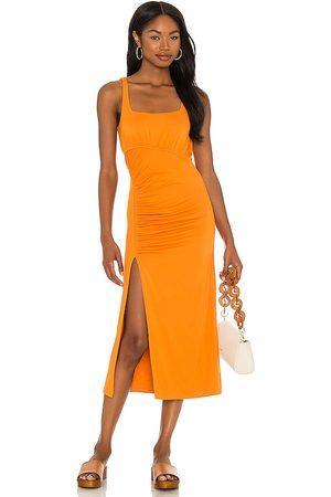 House of Harlow X Sofia Richie Mirtha Midi Dress in . Size XXS, XS, S, M, XL.