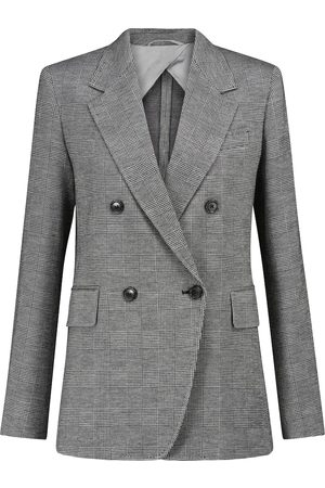 Max Mara Women Blazers - Leisure Ocarino wool-blend blazer