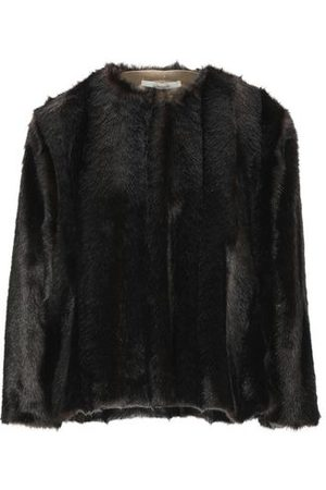 SOUVENIR Women Coats - COATS & JACKETS - Teddy coat
