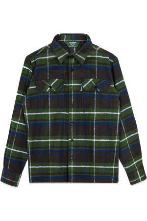 SEBAGO Campsides Swan Plaid Overshirt - Check
