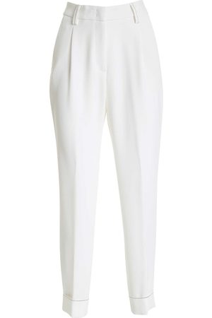PESERICO SIGN Women Trousers - WOMEN'S P04128D06642203 POLYESTER PANTS