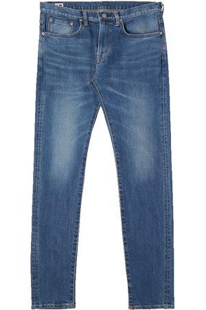 Edwin Men Slim - Slim Tapered Jeans - Made in Japan - Mid Used L32