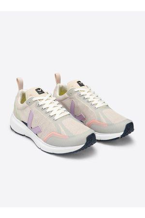 Veja Condor 2 Alveomesh Natural Parme Sneakers