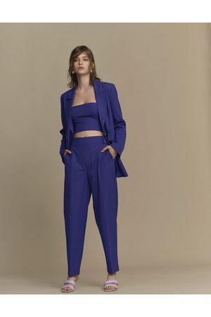 Libertine Libertine Women Coats - Sector Jacket Electric Blue