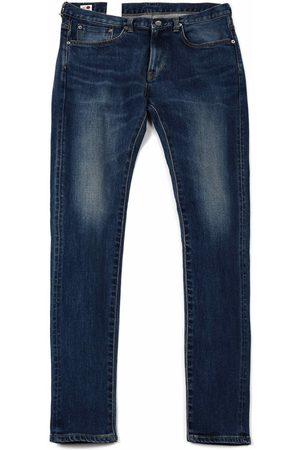 Edwin Men Slim - Jeans Slim Tapered Kaihara Selvedge Denim - Mid Used Colour: Mid Used