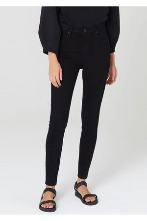 Citizens of Humanity Chrissy High Rise Skinny Jeans - Plush