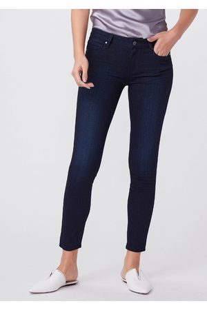 Paige Women Skinny - Muse High Rise Skinny Fit Ankle Jeans - Lana