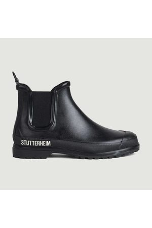 Stutterheim Rainwalker rubber Chelsea boots