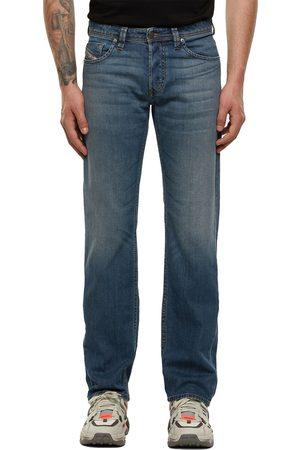 Diesel Larkee 9EI Straight Stretch Jeans - Mid