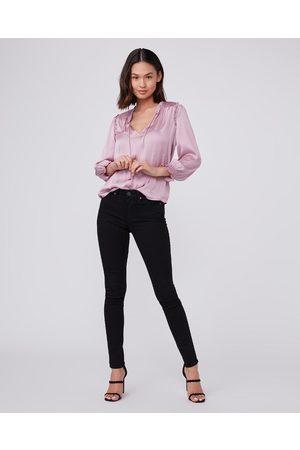 Paige Women Skinny - Hoxton Skinny Jeans - Shadow
