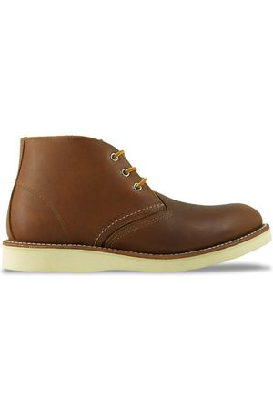 Red Wing 3140 Classic Leather Chukka Boot - Oro-iginal (Tan)