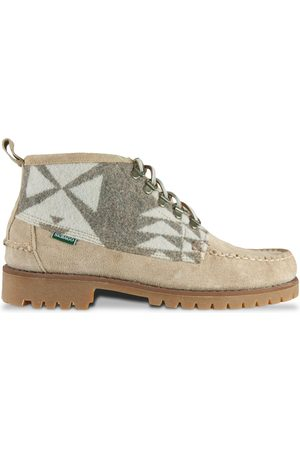 SEBAGO Women Boots - X Pendleton Deer Campsides Boot - Basket Maker