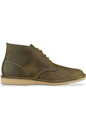 Red Wing Women Boots - 3327 Weekender Chukka Boot - Olive